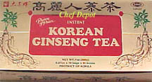 The Best Quality Ginseng Tea