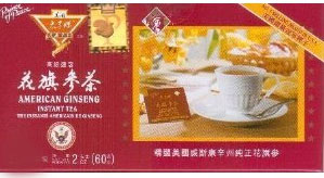 Best Quality Ginseng Tea