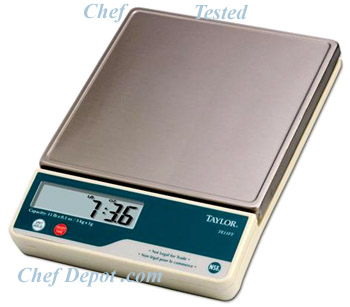 Taylor Digital Weight Scale
