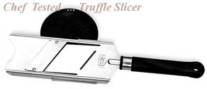 German Made Truffle Slicer