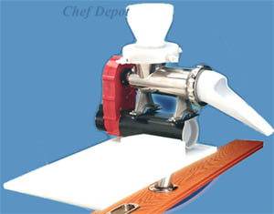 H.D. Electric Chum Grinder