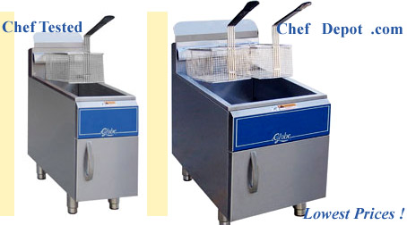 Globe Commercial Deep Fryer