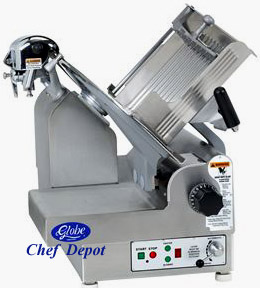 Globe Slicers, NSF Certified Deli Slicers