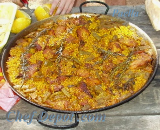 Best Paella pan made on sale now