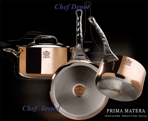 Heavy Duty Copper and Stainless Steel Copper Cookware