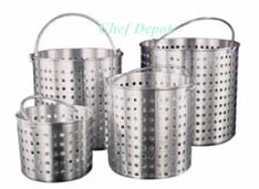 Heavy Duty Commercial Steamer Baskets