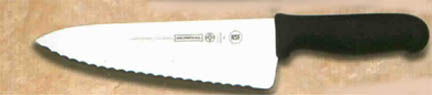 Mundial Serrated Chef Knife