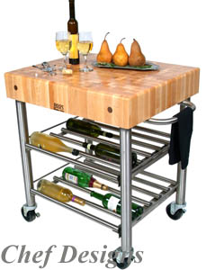 Damico Wine Cart