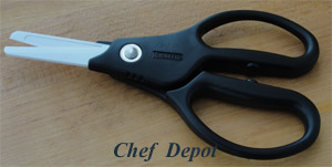 2.3 in. blade Ceramic Scissors