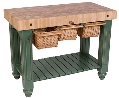 american heritage gathering block - Maple Kitchen Table