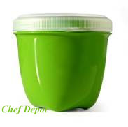 Earth Friendly Green Safe Food Storage Containers