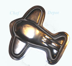 Airplane Cake Mold