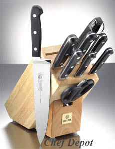 Mundial Forged Knife Set