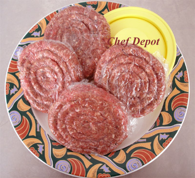 recipe for hamburgers