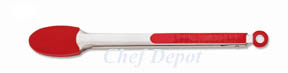 Red Silicone Tongs