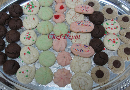 Holiday and Christmas Cookies Designs that are easy, fast and simple to make