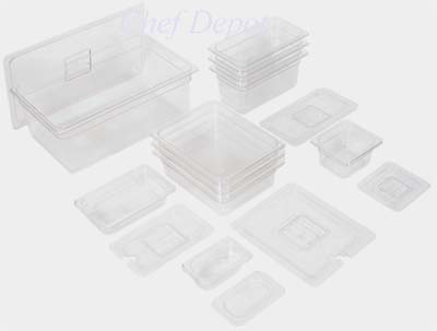 Heavy Duty food Storage Containers