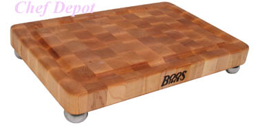 John Boos End Grain Maple Cutting Board