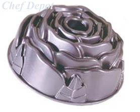Rose Cake Pan - made in the USA
