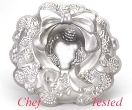 Wreath Cake Pan - made in the USA