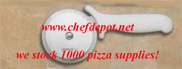 Heavy Duty Pizza Cutter