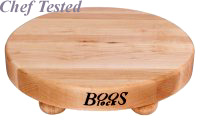John Boos holiday chopping Block