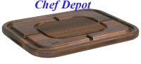 John Boos Aztec Cutting Board