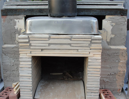 DIY wood fired pizza oven at lowest prices