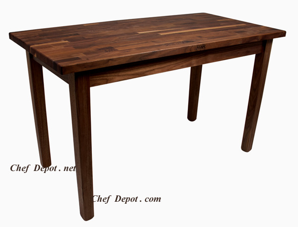 John boos john boos kitchen tables maple tables maple kitchen cart
