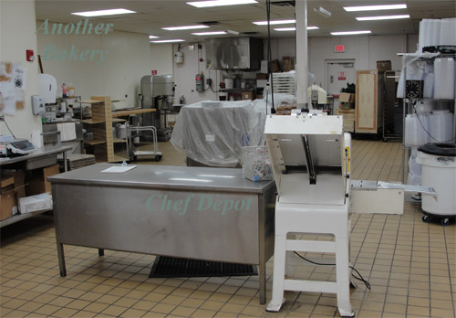 We design and outfit Restaurants and Bakery Kitchens