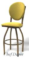 Opera Swivel Bar Stool