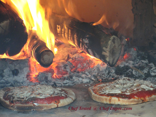 build your own brick pizza oven