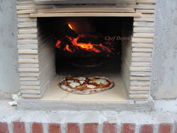 Infrared building your own wood oven and BBQ grill