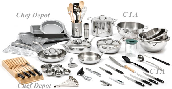 CIA Masters Collection Cookware Set