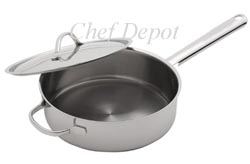 Heavy Duty 3 ply bottom Stainless Steel Cookware