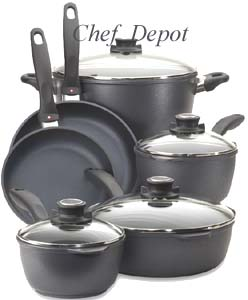 All Chefs will Love This Cookware Set