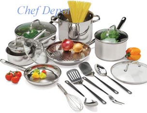 Wolfgang Pucks Cookware Set