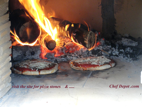 build a brick pizza oven
