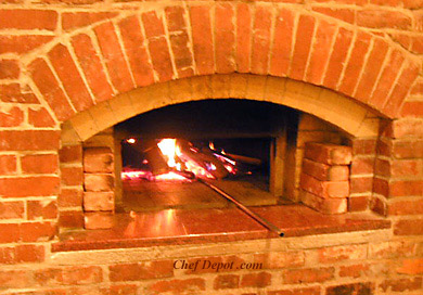 Bread made in Wood Fired Oven