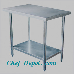Logo Stainless Steel Tables at lowest prices
