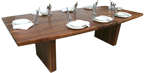 American Made Walnut Tables