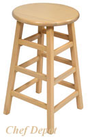 John Boos Birch Bar Stool