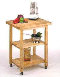 Gourmet Appliance Cart