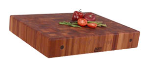 Lyptus End Grain Counter Top