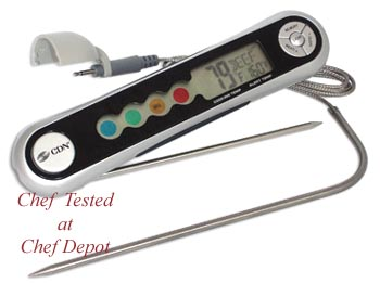 2 in 1 probe Thermometer