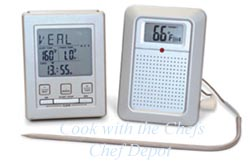 Remote Portable Wireless Thermometer