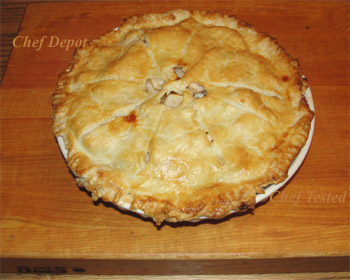 Chef Best Apple Pie Recipe