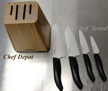Chef Depot Kyocera knife Sale