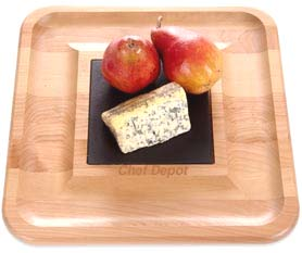 Slate Cheese/Cracker Tray