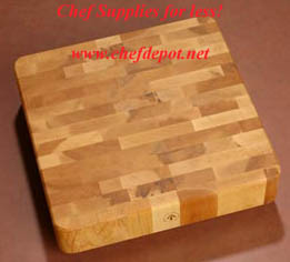 JK Adams End Grain Block